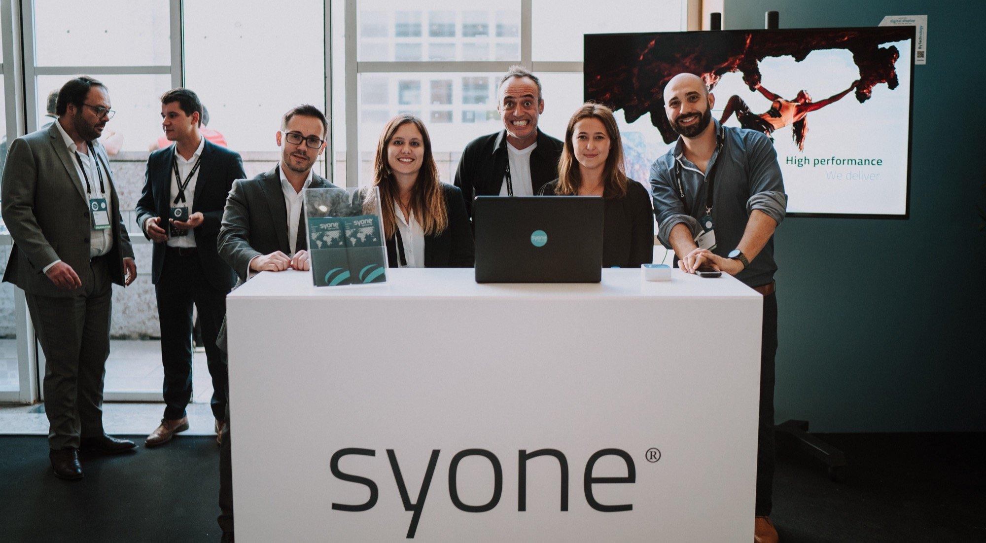 Syone Open Source Lisbon