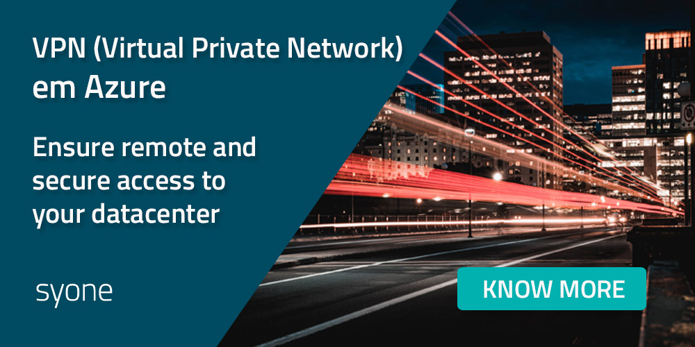 Virtual Private Network VPN on Azure Remote and Secure Access to Datacenter