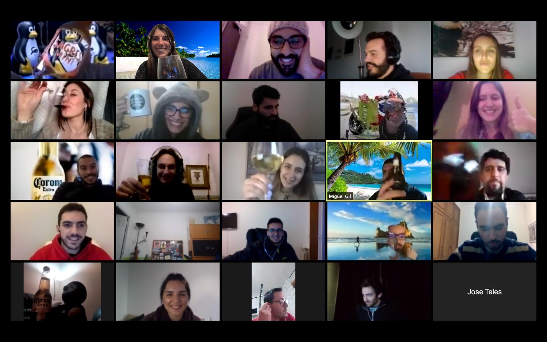 Virtual Afterwork at SYONE