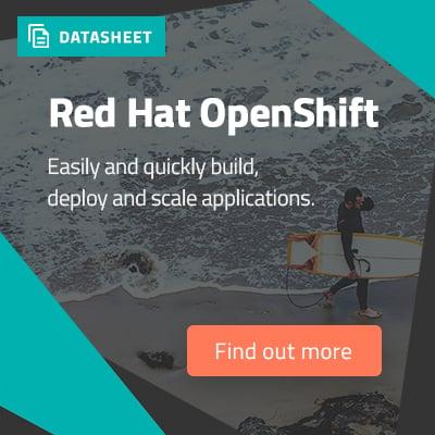 Red Hat OpenShift datasheet