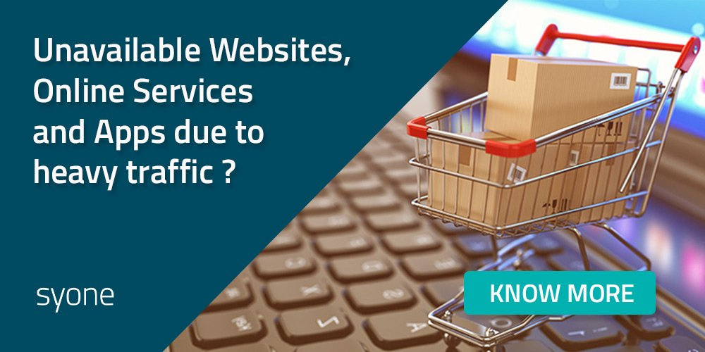 Unavailable Websites and Apps due to heavy traffic?
