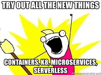 microservices kubernetes containers