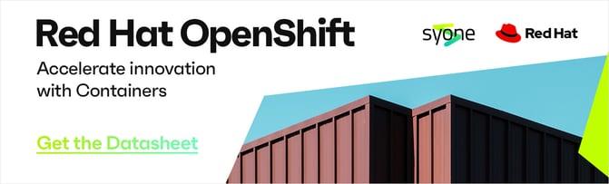 red hat openshift datasheet cta