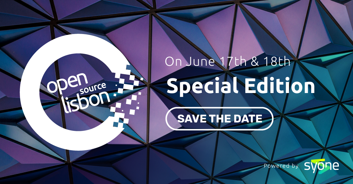 Open Source Lisbon 2021 - The Special Edition