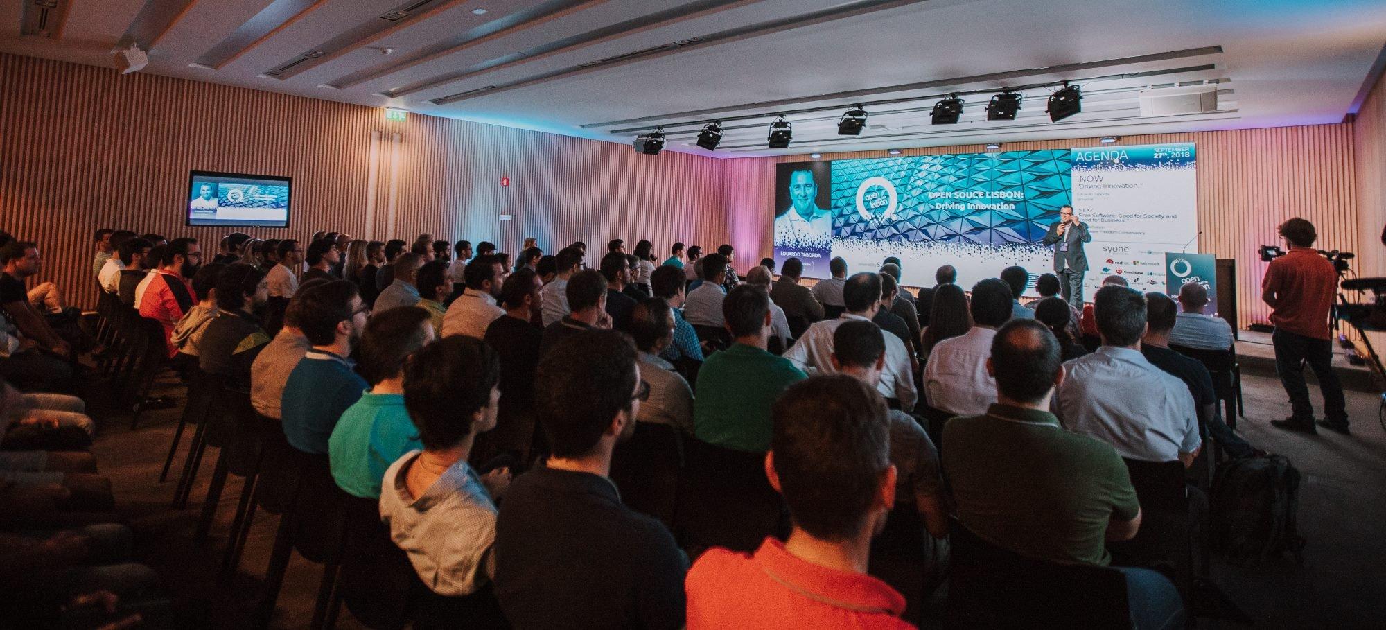 Open Source Lisbon 2018