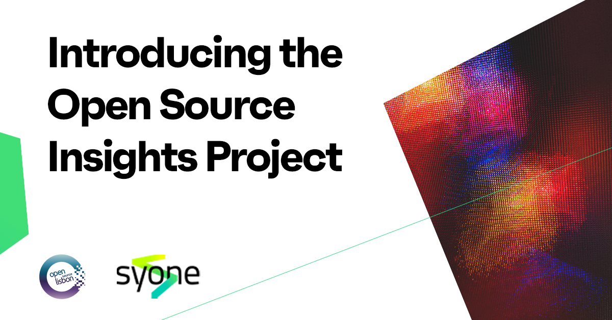Introducing the Open Source Insights Project