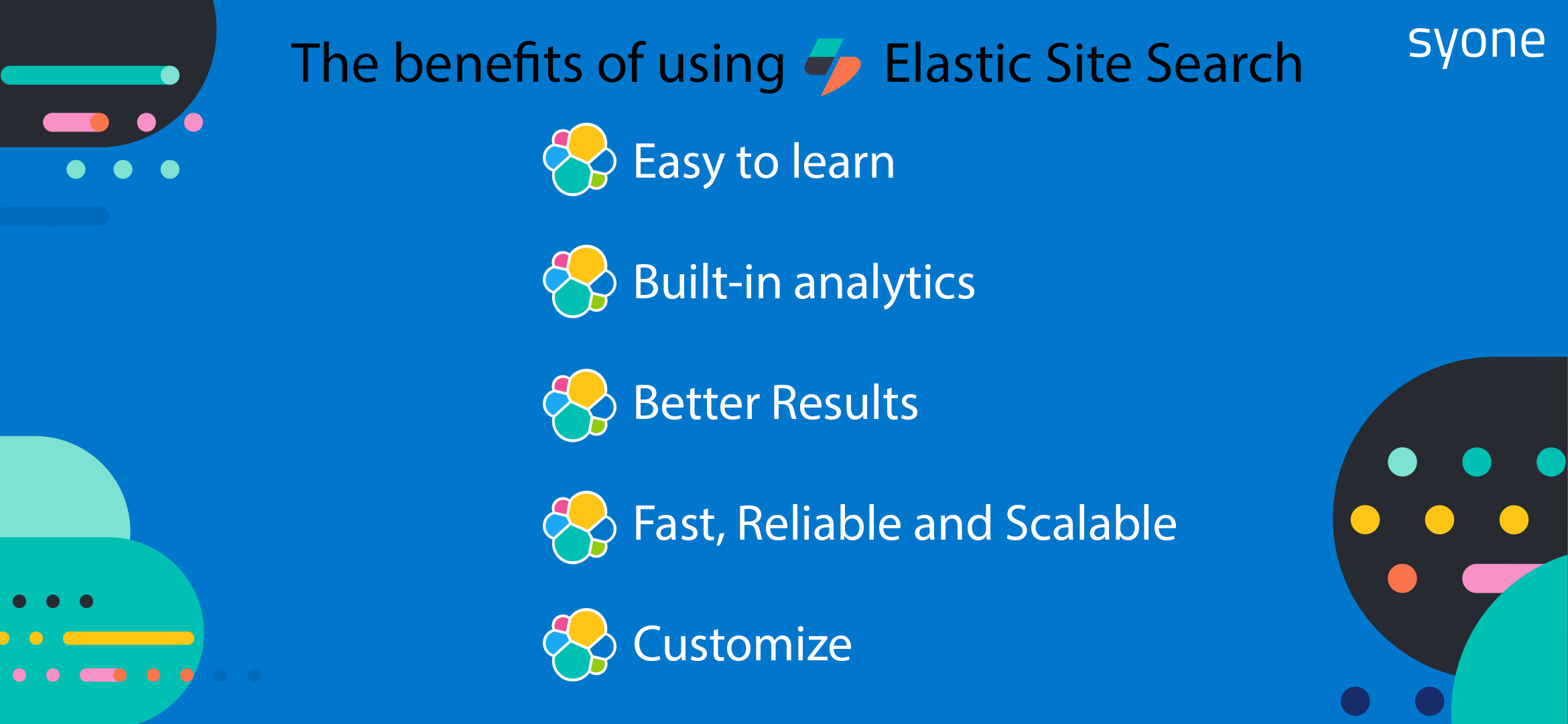 The Benefits of Elastic Site Search